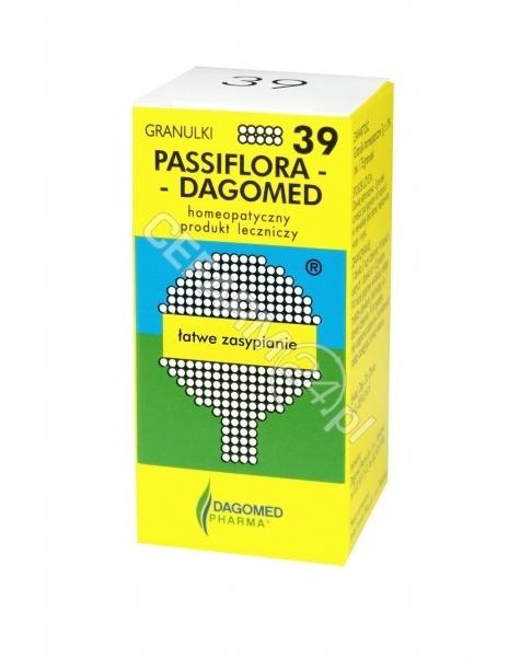 DAGOMED Dagomed 39 passiflora (łatwe zasypianie) 7 g