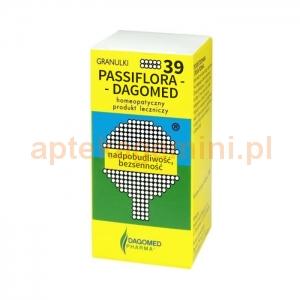 DAGOMED PHARMA DAGOMED 39 Passiflora, łatwe zasypianie, 7g OKAZJA