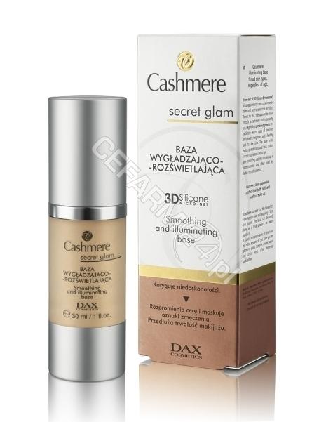 DAX COSMETICS Dax cosmetics cashmere secret glam - baza wygładzająco - rozświetlająca 30 ml