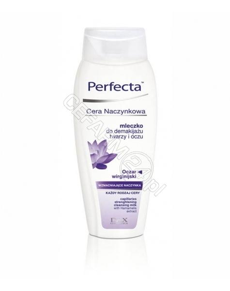 DAX COSMETICS Dax cosmetics perfecta cera naczynkowa - mleczko oczyszczające 175 ml