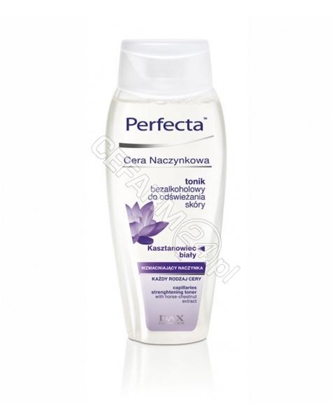 DAX COSMETICS Dax cosmetics perfecta cera naczynkowa - tonik bezalkoholowy 200 ml