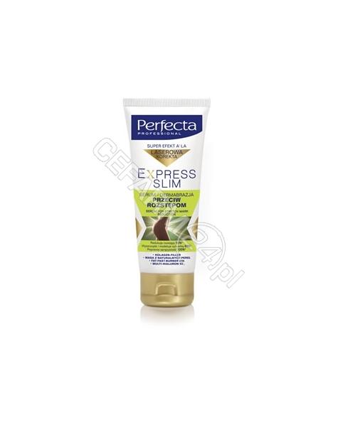 DAX COSMETICS Dax cosmetics perfecta express slim serum - dermabrazja przeciw rozstępom 200 ml