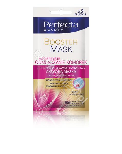 DAX COSMETICS Dax cosmetics perfecta Lifting Przeciwzmarszczkowy - aktywna maska 10 ml