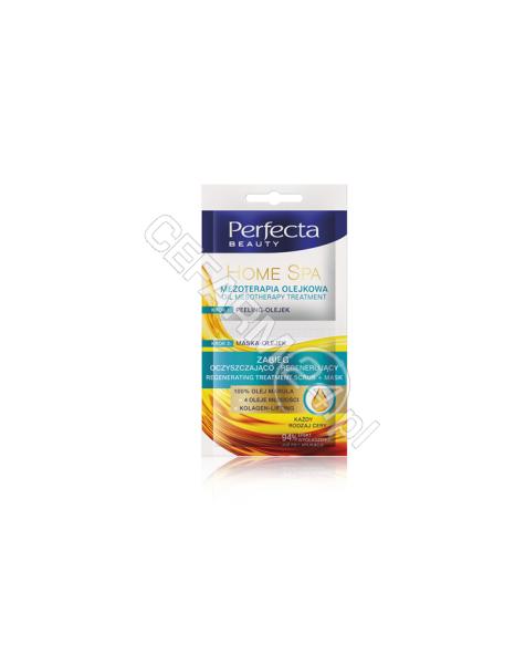 DAX COSMETICS Dax cosmetics perfecta Mezoterapia olejkowa (peeling + maska) 2 x 5 ml