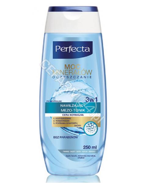 DAX COSMETICS Dax Cosmetics Perfecta Oczyszczanie mineralny płyn micelarny - cera normalna 200 ml