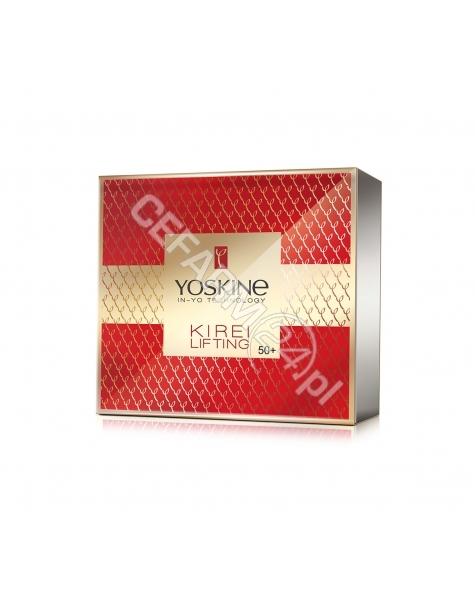 DAX COSMETICS Dax cosmetics promocyjny zestaw yoskine Kirei Lifting 50+ - krem na dzień 50 ml + krem pod oczy 15 ml GRATIS!!!