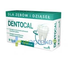 PRZEDSIĘBIORSTWO FARMACEUTYCZNE LEK-AM SP. Z O.O. Dentocal 120 tabletek