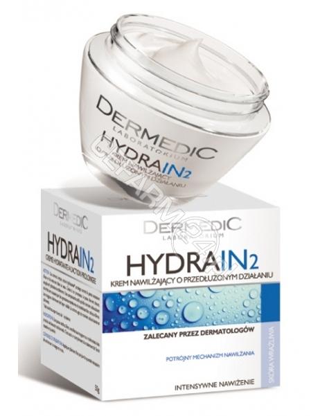 BIOGENED Dermedic hydrain 2 - krem intensywnie nawilżający o przedłużonym działaniu 50 ml
