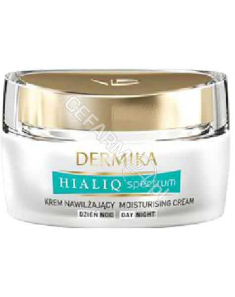 DERMIKA Dermika Hialiq 3d hialuronowy krem nawilżający na dzień/noc 50 ml