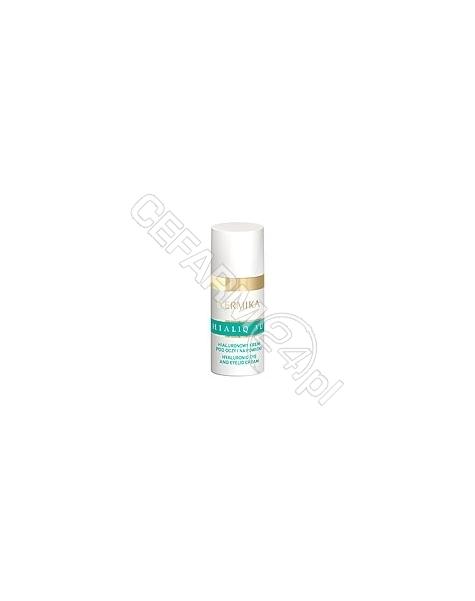 DERMIKA Dermika Hialiq 3d hialuronowy krem pod oczy i na powieki 15 ml