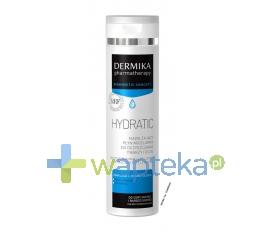 DERMIKA-LAB.KOSMETYKÓW NOWEJ GENERACJI Dermika Hydratic płyn micelarny, nawilżający, do oczyszczania twarzy i oczu 200 ml