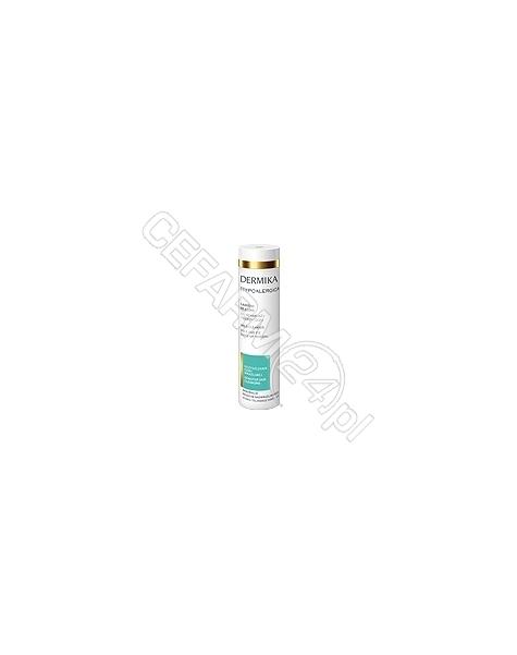 DERMIKA Dermika Hypoalergica łagodne mleczko do demakijażu twarzy i oczu 200 ml