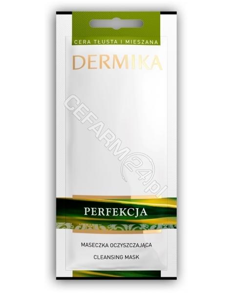 DERMIKA Dermika maseczka Perfekcja - maseczka oczyszczająca 10 ml