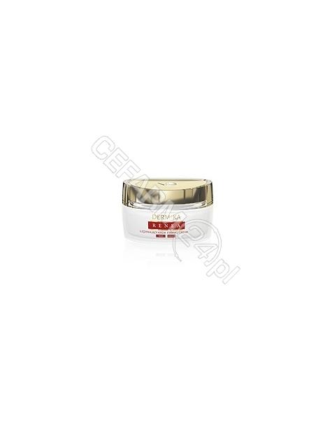 DERMIKA Dermika Renea ujędrniający krem na noc z kolagenem 10 i olejem arganowym 50 ml (data ważności 30.07.2016)