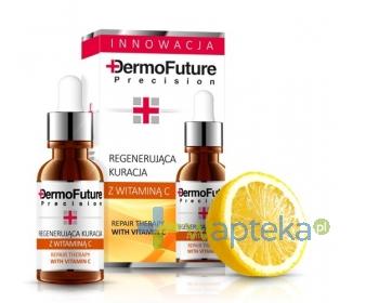 TENEX SP. Z O.O. DERMO FUTURE Intensywnie regenerująca kuracja z witaminą C 20ml
