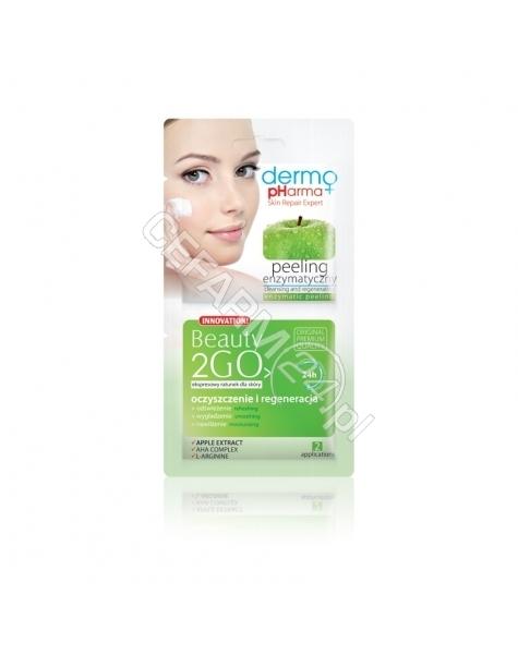 ESTETICA Dermo Pharma Beauty 2Go peeling enzymatyczny