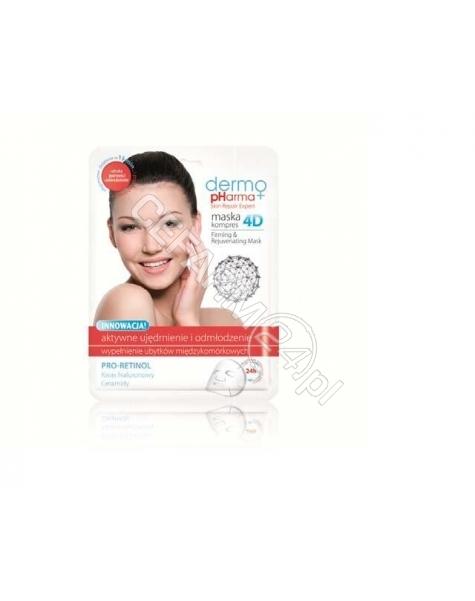 ESTETICA Dermo Pharma maska kompres 4D aktywne ujędrnienie i odmłodzenie
