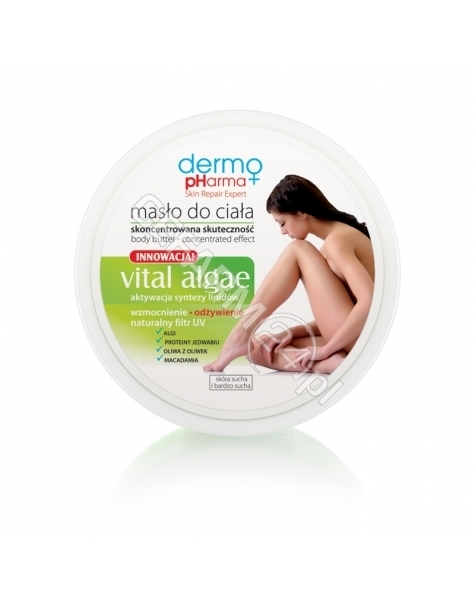 ESTETICA Dermo Pharma masło do ciała Vital Algae 200 ml