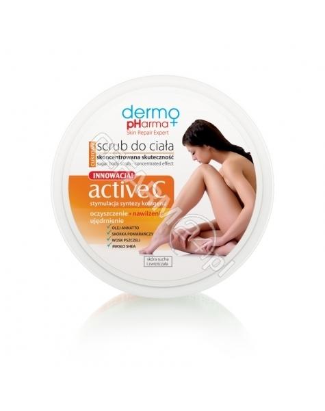 ESTETICA Dermo Pharma scrub do ciała Active C 220 g