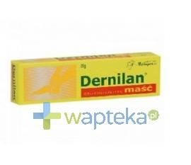 HERBAPOL-WROCLAW S.A. Dernilan maść 35 g