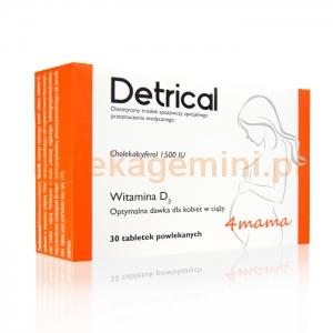 NATUR PRODUKT Detrical, 30 tabletek