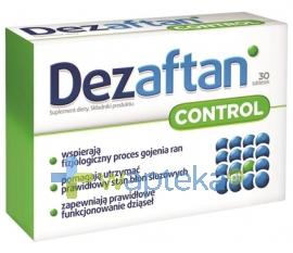 AFLOFARM FARMACJA POLSKA SP. Z O.O. Dezaftan Control 30 tabletki