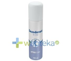 MODERN PHARMACIA SP. Z O.O. Dezodorant do stóp APTEO CARE aerozol 150ml