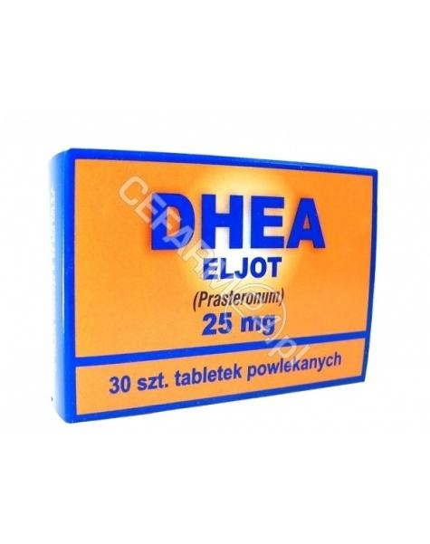 ELJOT Dhea eljot 25 mg x 30 tabl.powl.