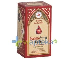 BONI FRATRES PHARMACEUTICAL SP. Z O.O. Diabetofratin Forte 30 saszetek BONIFRATES