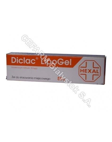 SANDOZ Diclac lipogel 50 g