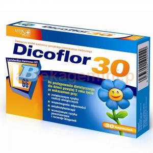 BAYER Dicoflor 30, 30 kapsułek