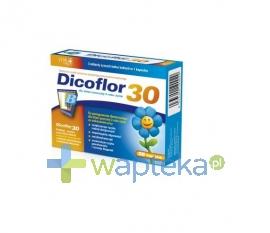 VITIS PHARMA Dicoflor 30 x 30 kapsułek