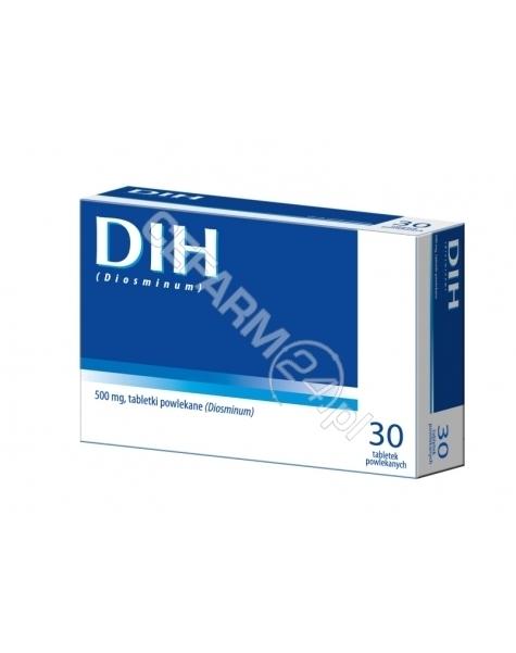 HASCO-LEK Dih 500 mg x 30 tabl powlekanych