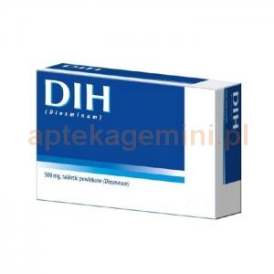 HASCO-LEK DIH 500mg, 30 tabletek