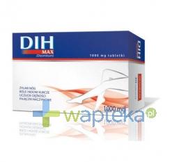 HASCO-LEK PPF Dih Max 1000 mg x 30 tabletek - Krótka data ważności - do 31-01-2016