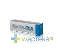 GALENA Diklofenak LGO żel 0,01 g 100 g (tuba)