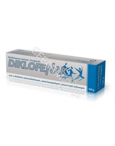 LABORATORIUM Diklofenak LGO żel 10mg/g 100 g