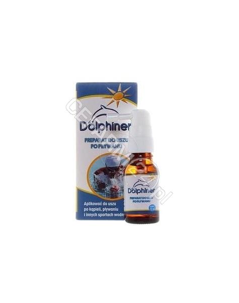 AXFARM Dolphiner preparat do uszu po pływaniu 15 ml