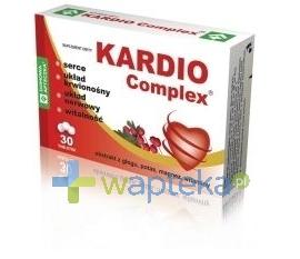 DOMOWA APTECZKA Domowa Apteczka Kardio Complex 30 tabletek