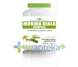 DOMOWA APTECZKA Domowa Apteczka Morwa Biała Complex 200 tabletek