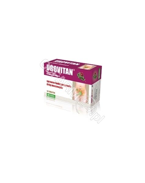DOMOWA APTEC Domowa apteczka urovitan 200 mg x 50 tabl