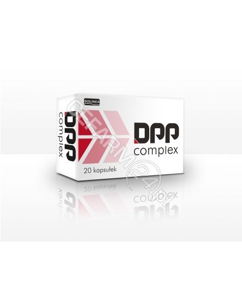 SOLINEA Dpp complex x 20 kaps