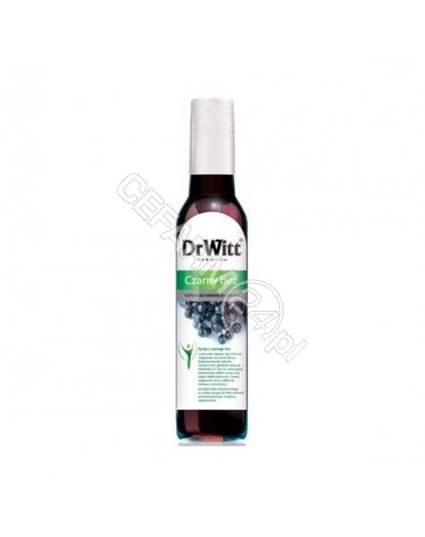 AGROS-NOVA Dr Witt syrop z czarnego bzu 250 ml