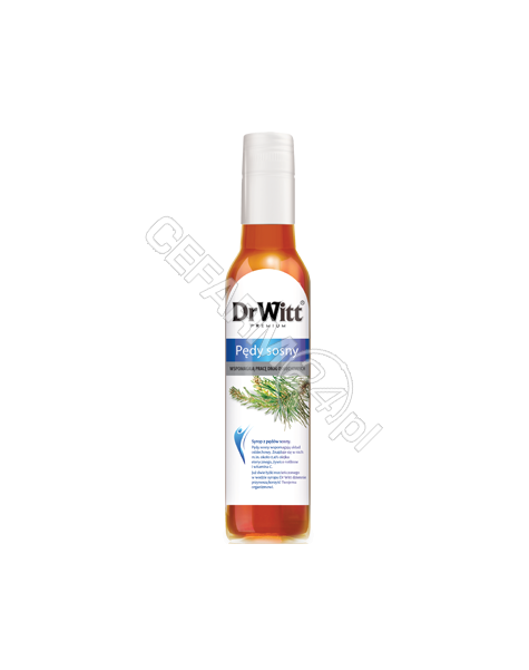 AGROS-NOVA Dr Witt syrop z pędów sosny 250 ml