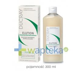 PIERRE FABRE DERMO-COSMETIQUE POLSKA SP. Z O.O. DUCRAY ELUTION Szampon dermatologiczny 300ml
