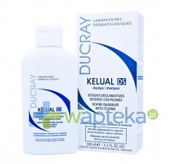PIERRE FABRE DERMO-COSMETIQUE POLSKA SP. Z O.O. DUCRAY KELUAL DS specjalistyczny szampon przeciwłupieżowy 100 ml