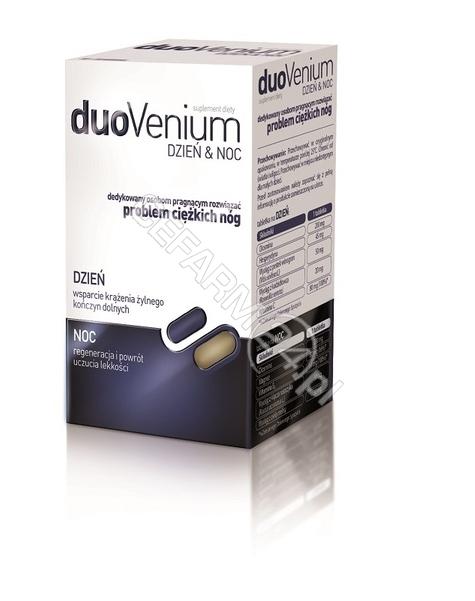 AFLOFARM Duovenium x 60 tabl (30 tabletek na dzień + 30 tabletek na noc)