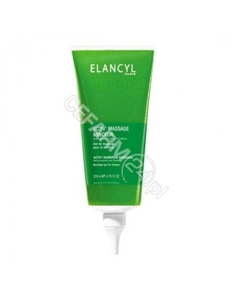 PIERRE FABRE Elancyl żel do masażu wyszczuplającego 200 ml