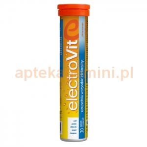 REGIS ElectroVit 20 tabletek musujących
