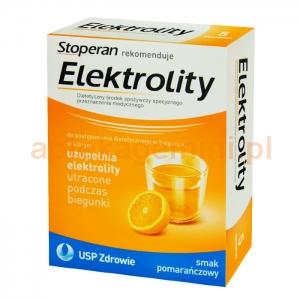 USP ZDROWIE Elektrolity, 5 saszetek